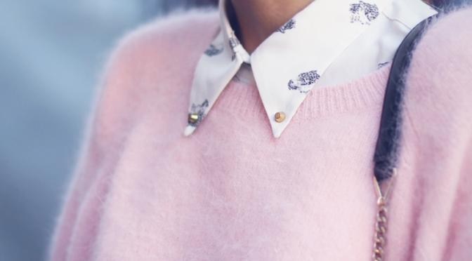 Trend alert – Rosa clarinho