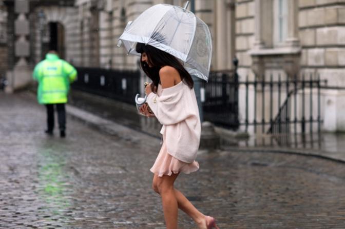 Fashion Tip – O que vestir quando chove