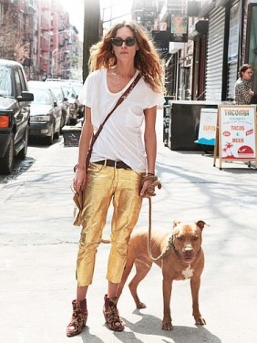 erin-wasson-gold-pants-street-style
