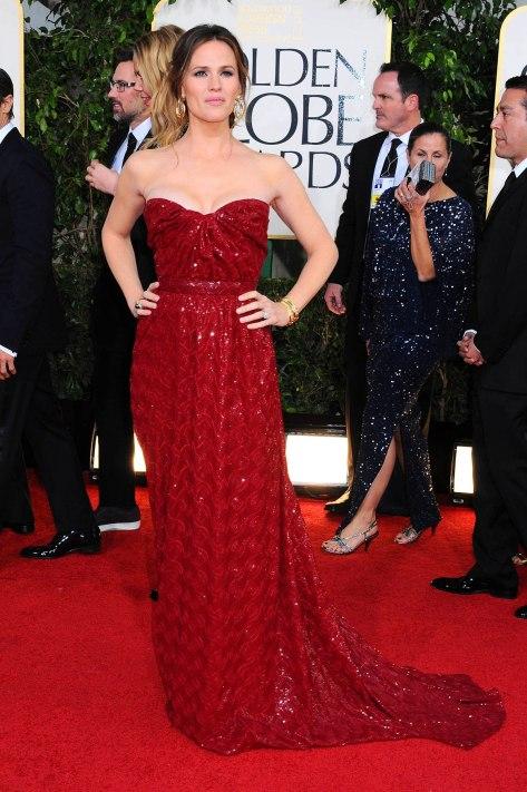 Jennifer Garner em Versace