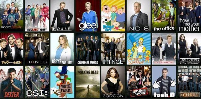 Séries de TV – novidades