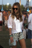 street-style-short-shorts-white-shirt-denim2