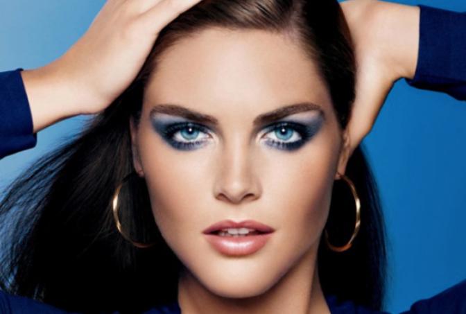 Trend alert – maquilhagem azul