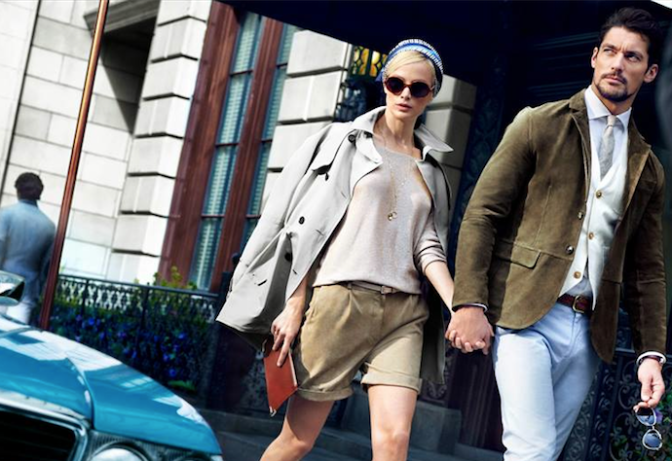 Massimo Dutti New York City Collection