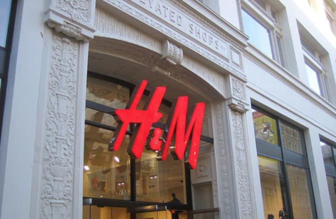 H&M Spring/Summer '14 Lookbook