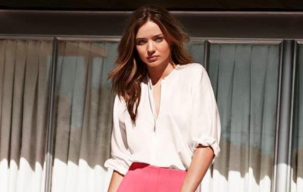 Miranda Kerr para H&M