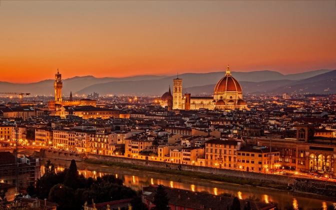 Destinos de sonho – Florença