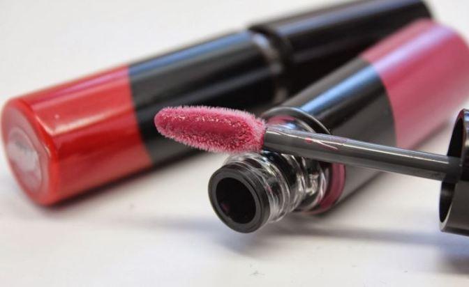Lacquer gloss e Lacquer rouge