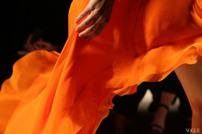 Trend Alert – Orange is the new black