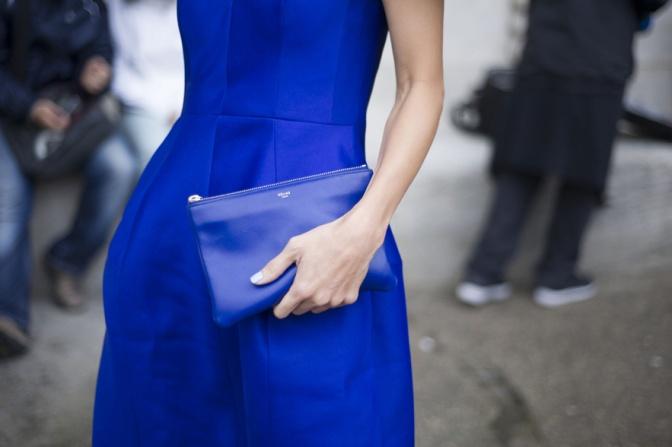 Fashion Tip – Como usar azul forte