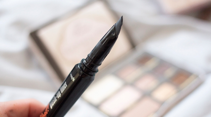 Uso e Recomendo – They´re Real Push Up Liner