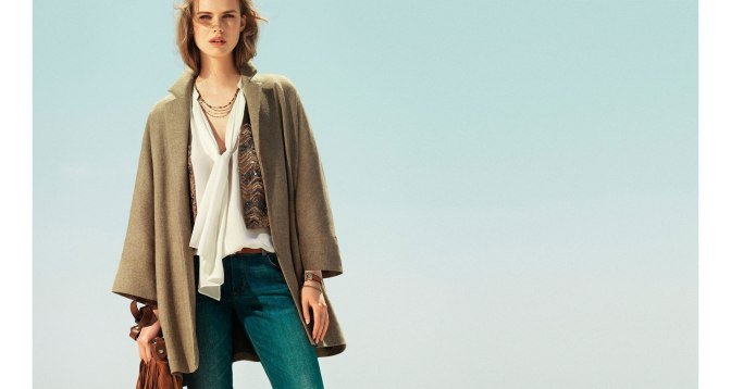 Massimo Dutti June Lookbook