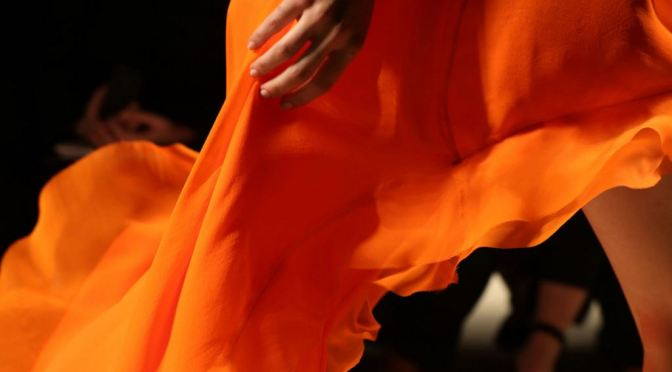 Fashion Tip – Como usar Vestido laranja