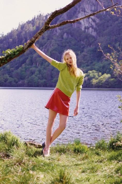 140516-PrimarkAW14--Press-Green-Jumper-Painted-Skirt-068-02