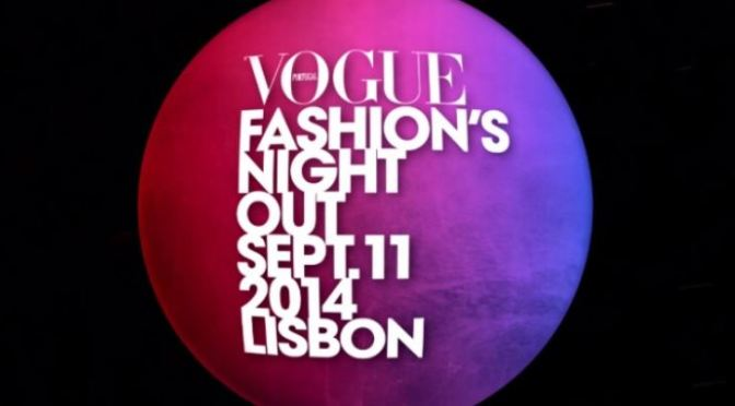 Vogue Fashion's Night Out 2014 – Onde ir?