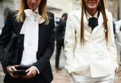 la-modella-mafia-Black-and-White-2013-trend-Anna-Dello-Russo-in-Saint-Laurent