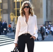 Le-Fashion-Blog-Street-Style-Amanda-Brooks-Contrast-Piping-Button-Down-Shirt-Via-ELLE-2