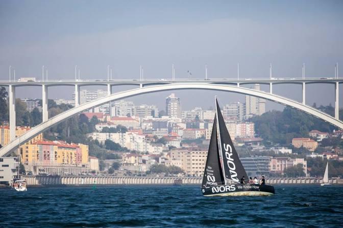 Uma tarde bem passada no Porto
