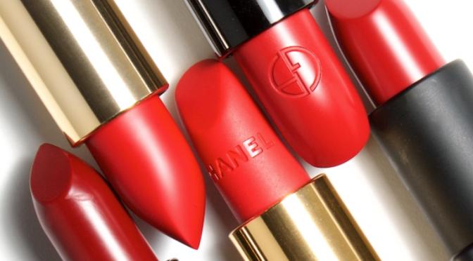Beauty Tip – Baton vermelho para o Outono
