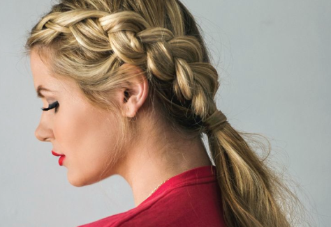 hair inspiration braid how to