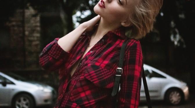 Trend alert – Tartan shirt
