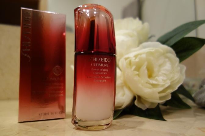 Uso e recomendo – Shiseido Ultimune