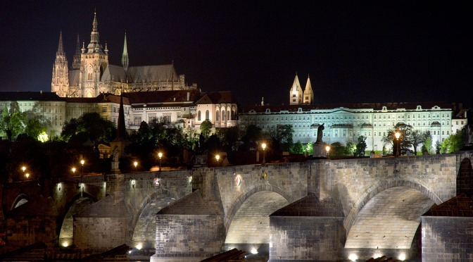 Destinos de sonho – Praga