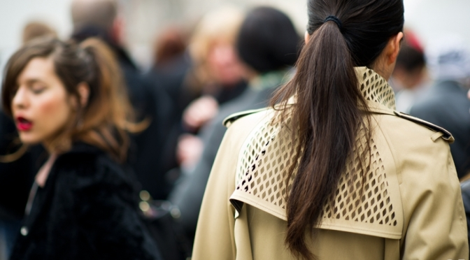 Fashion Tip – Must-have de Inverno: Trench Coat
