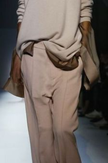 Haider Ackermann Ready to Wear Spring Summer 2015 in Paris
