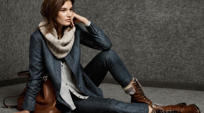 Massimo Dutti November Lookbook