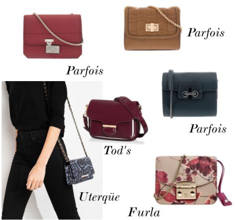 mini bags street style