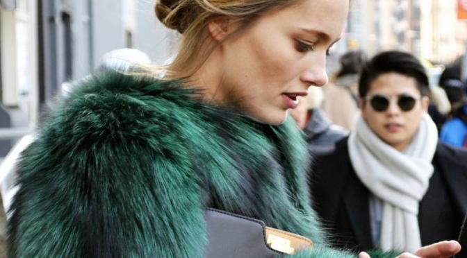 Trend alert – Casacos de pêlo