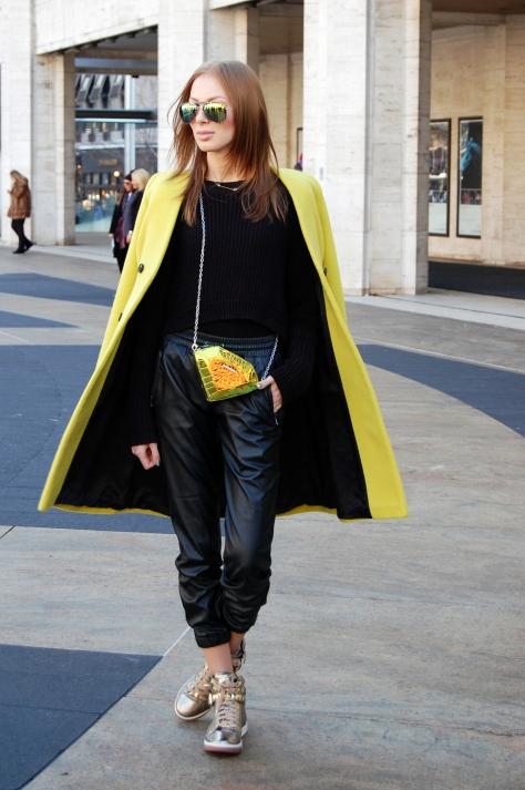 NYFW Street Style | threebythreeblog.com