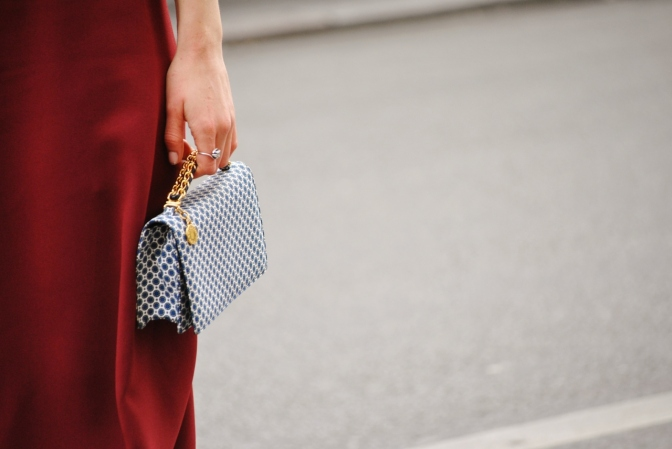 mini bag street style