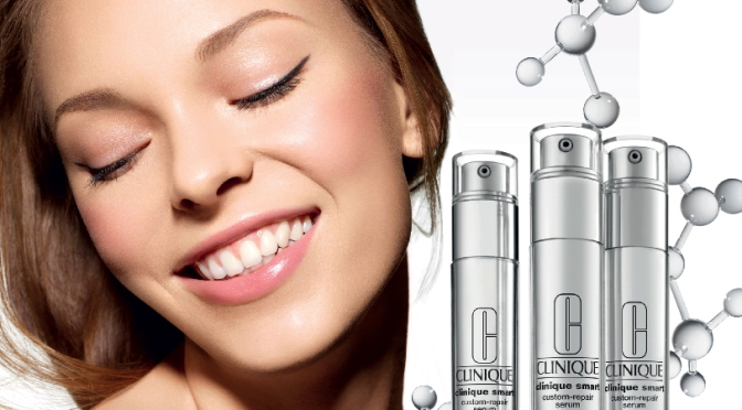 Cosmética inteligente by Clinique
