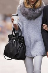 winter street style fashion look