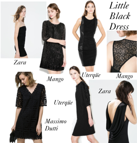 little black dress new years eve lbd