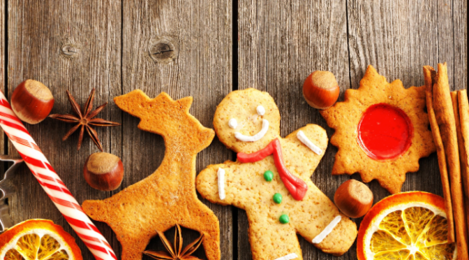 Alimentação no período do Natal