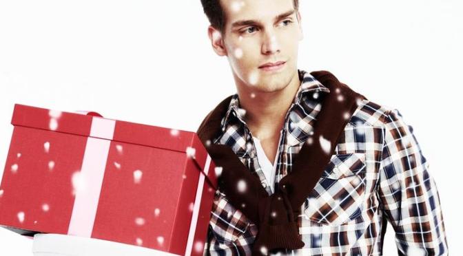 Presentes de Natal – Para ele