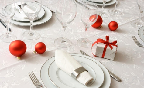 decoracao-mesa-natal christmas table decoration decor