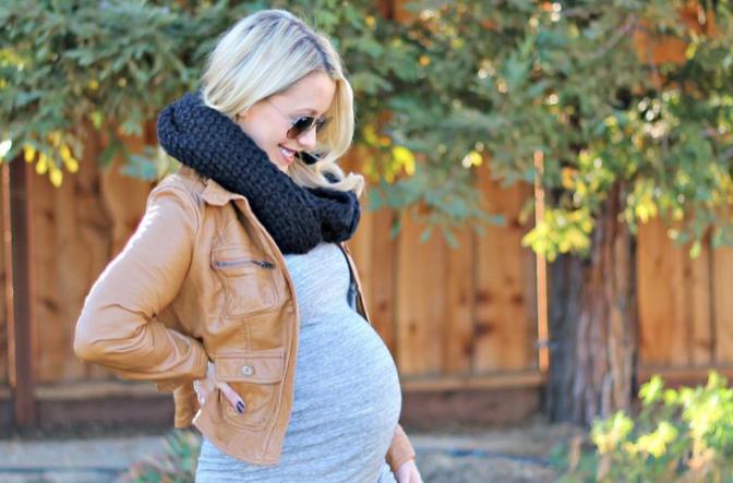 Fashion Tip – Pregnant style #2