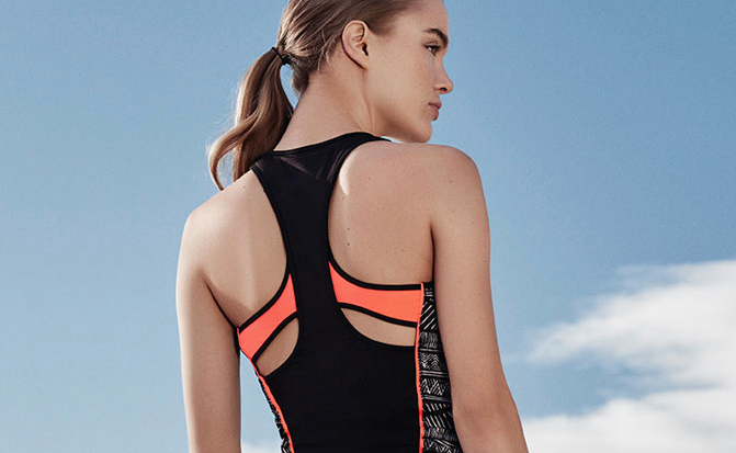 Oysho Gym Collection