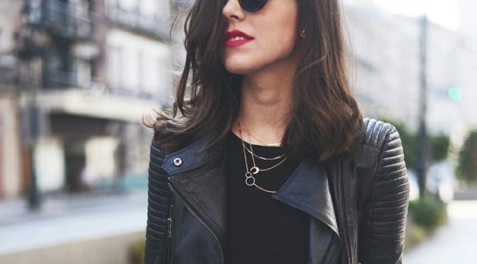 Fashion Tip – Essencial de Inverno (e de Verão) #Blusão de pele