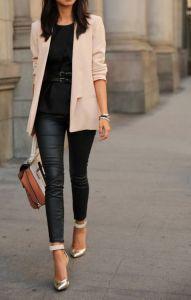 leggings em pele, como usar, street style, looks, outfit