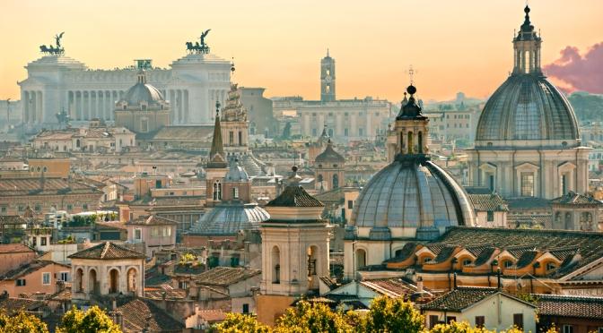 Destinos de sonho – Roma