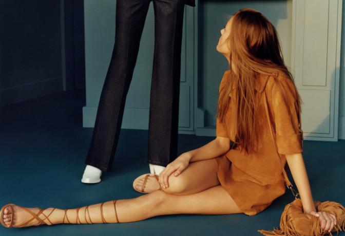 Zara Lookbook SS15