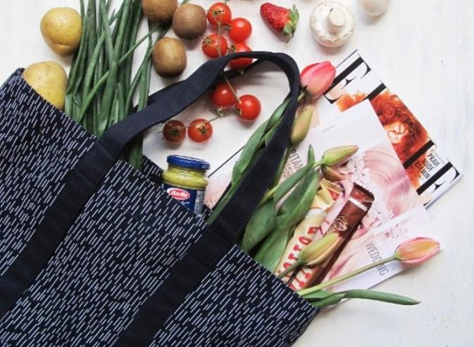 Alternativas aos sacos de compras