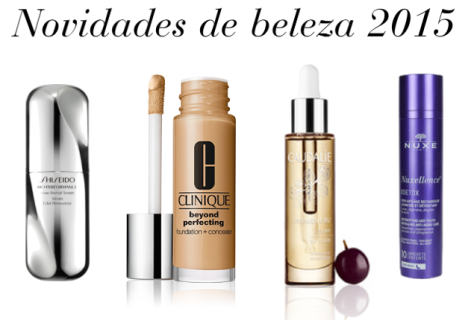 beauty news 2015 caudalie nuxe nuxellence clinique shiseido