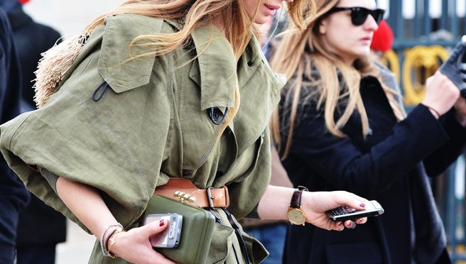 Trend alert – Militar vs. Safari