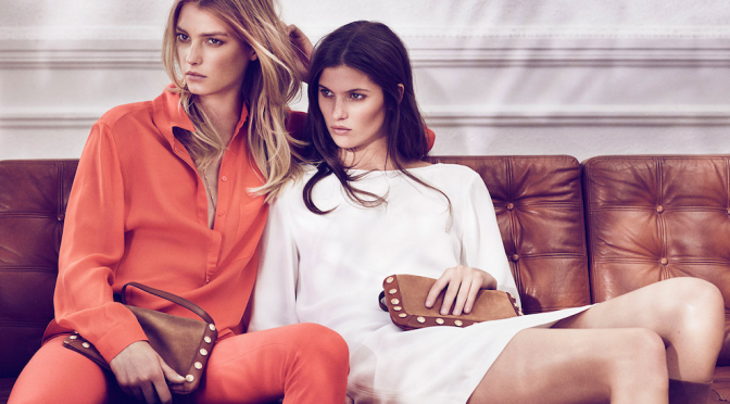 Massimo Dutti March Lookbook